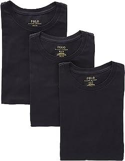 Men's Classic Crew Neck Undershirts 3-Pack