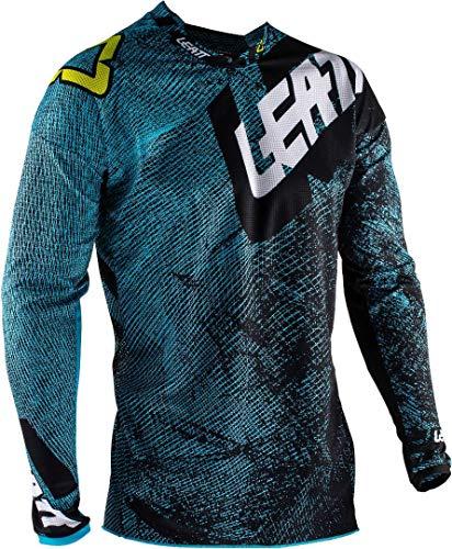 Leatt 5019011294 Jersey GPX 4.5 Lite #XXL Tech Blue