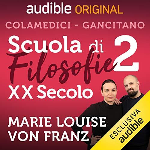 Marie Louise Von Franz copertina