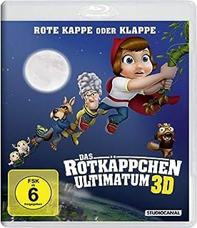 Das Rotkäppchen-Ultimatum [3D Blu-ray]