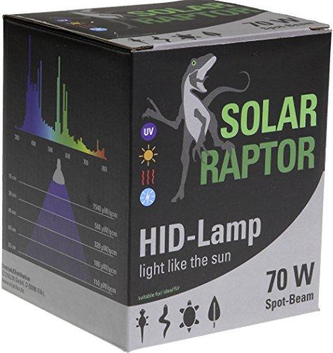 Econlux SolarRaptor 70W PAR30 HID-spot-schijnwerper