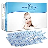 Best Ovulation Tests - Easy@Home Ovulation Test Strips, 100 Pack Fertility Tests Review