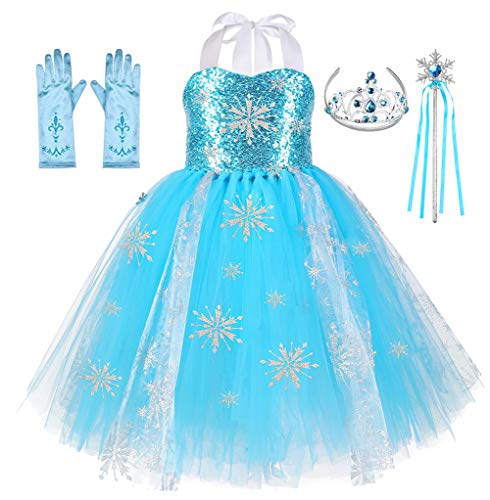 (60% OFF Coupon) Princess Tutu Dress for Girls $12.74