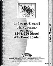 International Harvester 724 Tractor Parts Manual