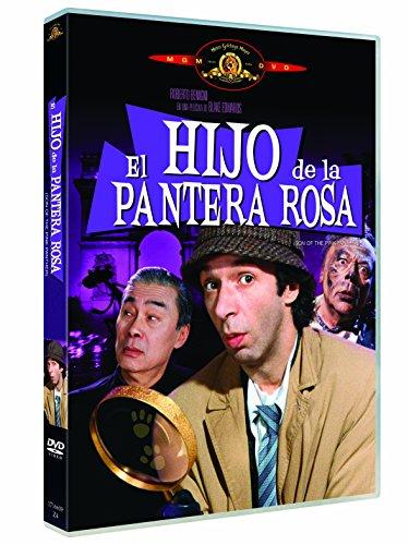 El Hijo De La Pantera Rosa [DVD]