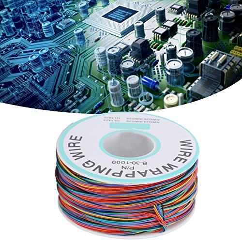 Flying Line, Electronic Wire Cable de cobre estañado en 8 colores Cable de cobre para placas base para placas de circuito