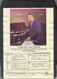JIMMY SWAGGART Camp Meeting Organ 8 Track Tape