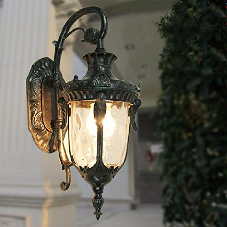 StiefelU LED Wandleuchte nach oben und unten Wandleuchten Wandleuchten Garden Villa auf der Strae auen Balkon Wandleuchte