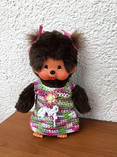 Kleidchen für Monchichi 20 cm Blume