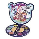 Simba 109200155 Make-up Case Schminkset mit Spiegel, Mädchen, mehrfarbig, 13 cm -