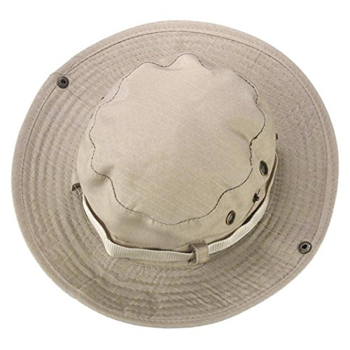 squarex Bucket Hat, Boonie Angeln Jagd Outdoor breit Gap Krempe Military Sun Schutz M B