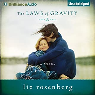 The Laws of Gravity audiobook cover art