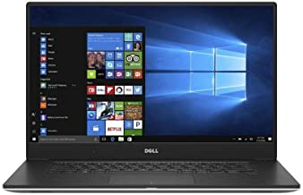 Dell XPS 15 9560 4K UHD Touch (3840 x 2160) 7th Gen Intel i7-7700HQ Quad Core 1TB SSD, 32GB Ram Thounderbolt NVIDIA GTX 1050 Win 10 Pro Fingerprint Reader Plus Best Notebook Stylus