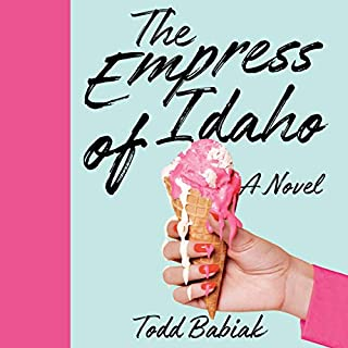 The Empress of Idaho cover art