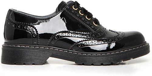 Nero giardini scarpe stringate teens ragazza A732580F 100