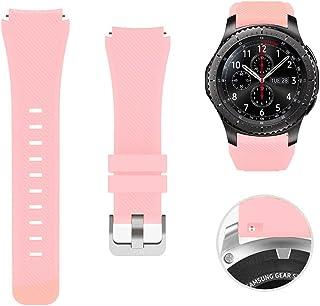 MARGOUN Strap for Huawei GT/Huawei GT 2 (46mm) Watch Band/Huawei Watch GT2 Pro Strap/Samsung Galaxy Watch 46mm / Galaxy Wa...
