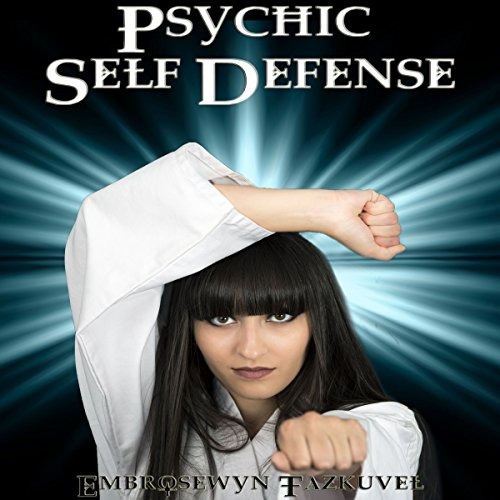 Psychic Self Defense audiobook cover art