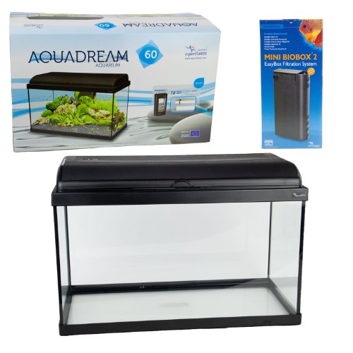 Aquatlantis Aquarien-Set Aquadream 60 - 54 Liter