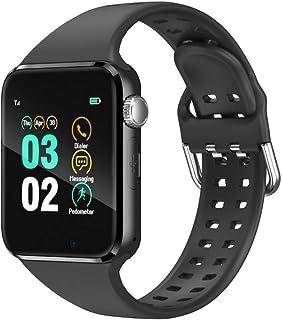 321OU Reloj inteligente compatible con iOS Android iPhone Sa