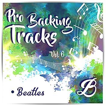 Pro Backing Tracks B, Vol.6