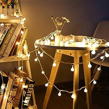 Shopled 33Ft 100 LED Waterproof Global Fairy Twikle String Lights