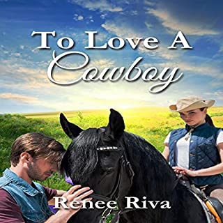 To Love a Cowboy audiobook cover art