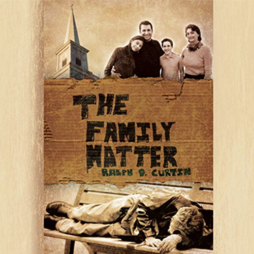 The Family Matter audiobook cover art