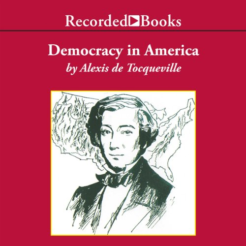 Democracy in America (Excerpts) audiobook cover art