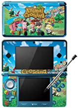 Skinhub Animal Crossing Game Skin for Nintendo 3DS Console