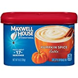 Maxwell House International Pumpkin Spice Latte Instant Coffee (9 oz Canister)
