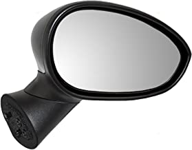 Passengers Power Side View Mirrors Heated w/Temperature Sensor Type 1 Replacement for 12-17 Fiat 500 68103784AA AutoAndArt