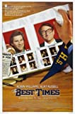 The Best of Times – Robin Williams – Film Poster Plakat