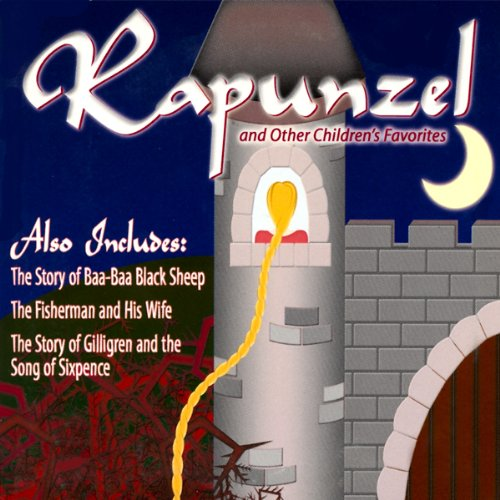 Page de couverture de Rapunzel and Other Children's Favorites