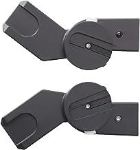 Cybex Gold - Adaptador para capazo M, para CYBEX Cochecitos y Sillas de paseo de la línea M, color negro