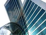 Organiche modulo fotovoltaico | Pellicola solare | opv | Organic photovoltaic | Blu