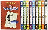 Product Image of the Diary of a Wimpy Kid Box of Books (Books 1-10)