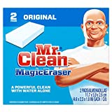 Mr Clean Erase and Renew Magic Eraser, Original, 2 Count by Mr. Clean