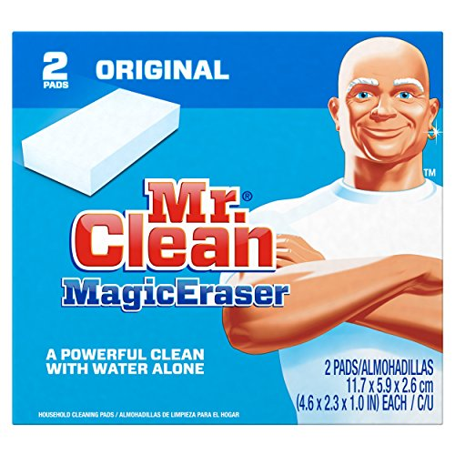Mr. Clean Erase and Renew Magic Eraser, Original, 2-Count