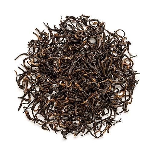 Jin Jun Mei Thé Noir - De Wuyi Fujian Chine - Sourcil D'or - 50g