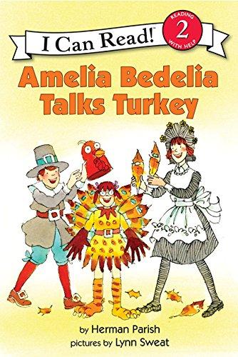Amelia Bedelia Talks Turkey (I Can Read ! Level 2)