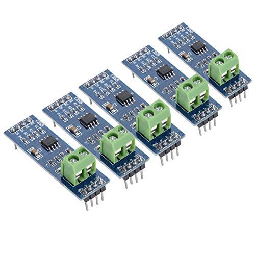 Raspberry Pi TTL zu RS-485-Modul RS-485 5er-Pack 5-RS-485-Konvertermodul TTL zu RS-485-Modul für Raspberry Pi für Elektrik