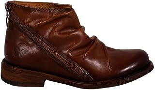 5a2eeaa1 Felmini - Zapatos para Mujer - Enamorarse com GREDO B557 - Botines con  Cremallera - Cuero
