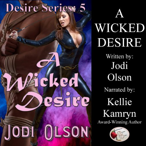 A Wicked Desire audiobook cover art