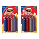 Best Lighters - BIC Classic Lighter, Assorted Colors, 8-Pack Review