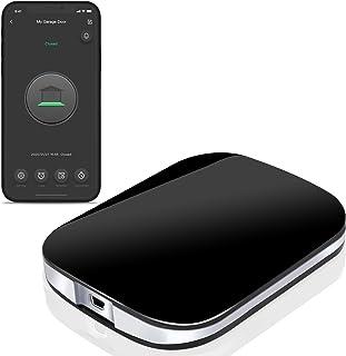 DATONTEN Smart Wi-Fi Garage Door Opener Wireless Garage Door Remote, Open and Close Garage Door from Anywhere, Compatible with Amazon Alexa, Google Assistant