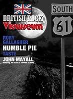 ブリティッシュ・ロック・ヴュージアム Vol.3 BRITISH BLUES &  HARD ROCK [DVD]