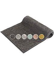 Blumtal Badmatten chenille - antislip badmat, zachte badmat, badkamertapijt, 6 kleuren, 50x80 cm