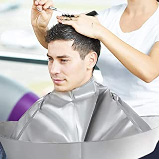 Hair Cutting Cape Umbrella Style Hair Cutting Cloak Hairdressing Cape Hair Salon And Home Stylists Using