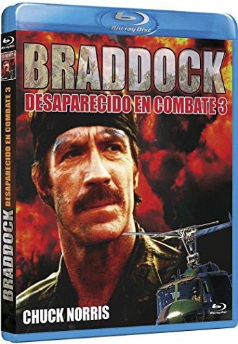 Braddock: Desaparecido En Combate III [Blu-ray]