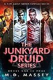 Junkyard Druid Books 1-4: An Urban Fantasy Boxed Set (Junkyard Druid Urban Fantasy Box Sets Book 1) (English Edition)